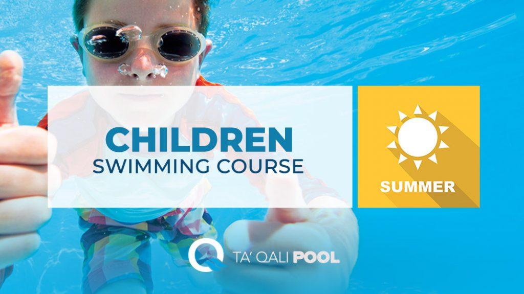 Children Swimming course Malta